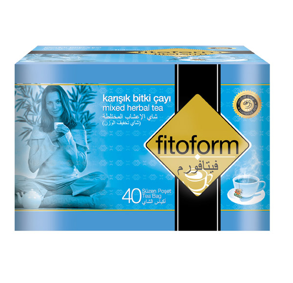Shiffahome Form Karışık Bitki Çayı 40 Süzen